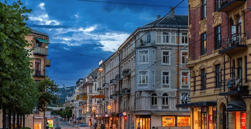 Kort vei til én av Oslos mest populære handlegater - Bogstadveien