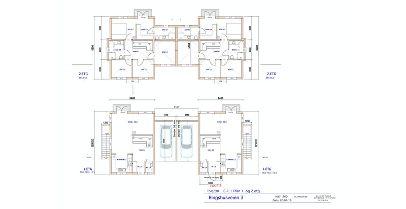Plan 1- og 2 etasje-1