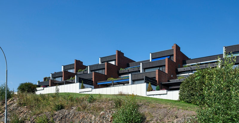 Fasade front - Torjusbakken 20