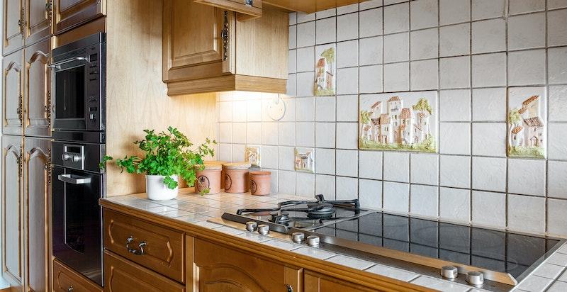 Kjøkken - Torjusbakken 20