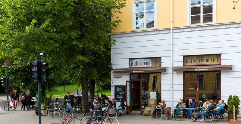 Kaffebrenneriet Thereses gate