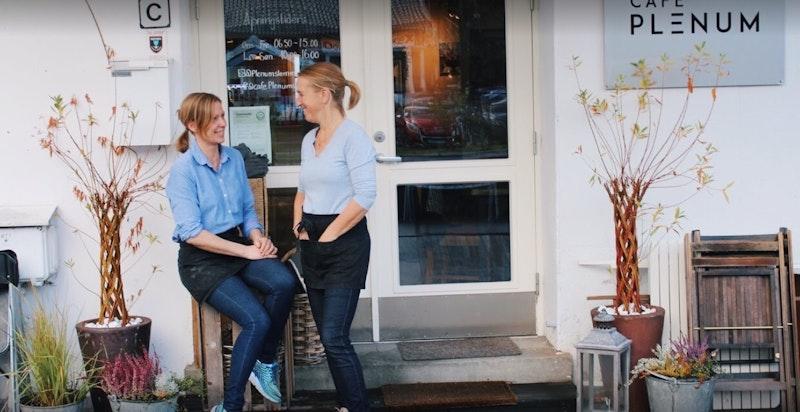 Cafe Plenum har allerede rukket å bli en institusjon- ikke uten grunn