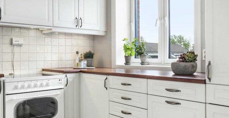 Integrert kjøl/frys og oppvaskmaskin