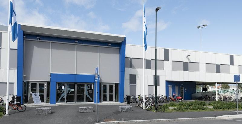 Nye Nordstrand Arena