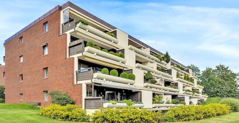 Fasade/fellesområde