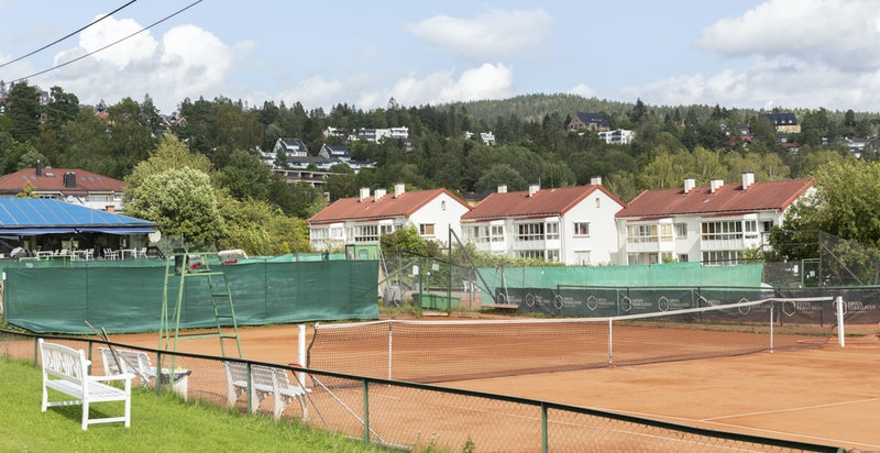 Holmenkollen Tennisklubb like ved