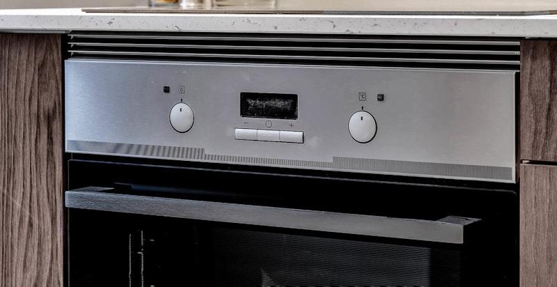 Integrerte Electrolux maskiner som ovn, induksjonstopp og oppvaskmaskin