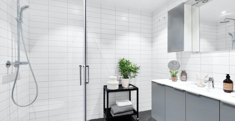 Direkte inngang til eget bad