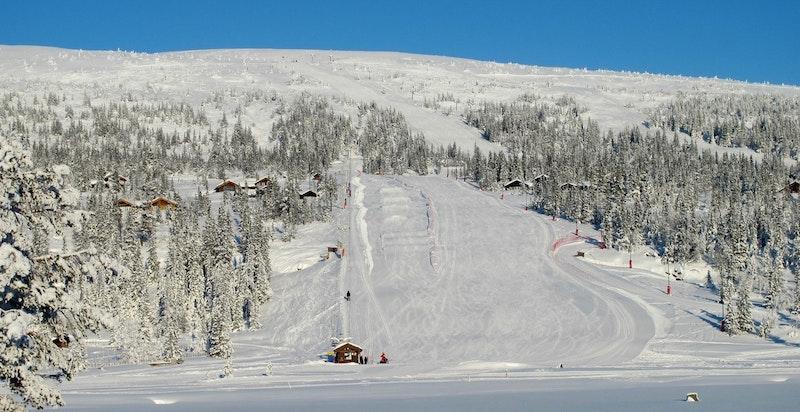 Bakken på Bøseter med tilknyttning tl hele Norefjell alpinanlegg