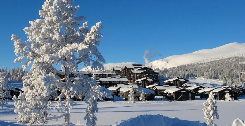Norefjell Ski og Spa på Bøseter. 10 min kjøretur unda