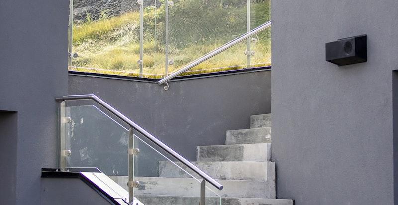 Utvendig trapp/adkomst