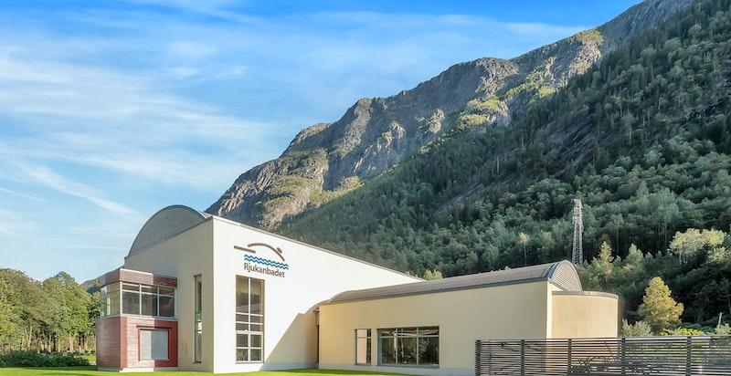 Populære Rjukanbadet