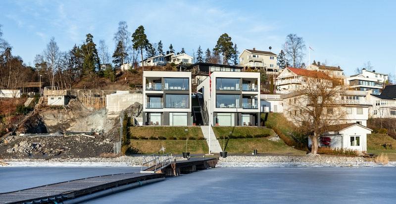 Velkommen til Bjørnsvikveien 28a, en meget flott leilighet i et moderne nybygg.