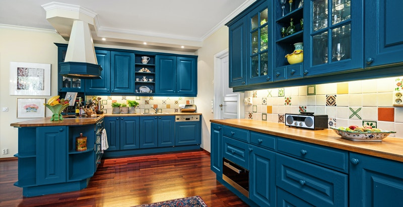 Kjøkkeninnredning fra Huseby