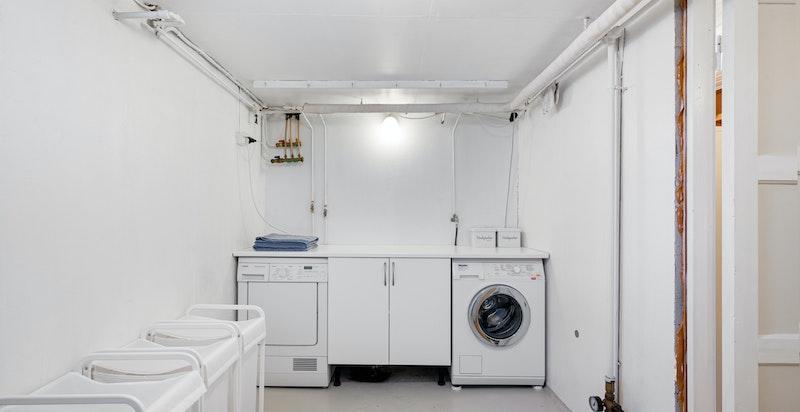 Stort og deilig vaskerom- helt uunnværlig for barnefamilier