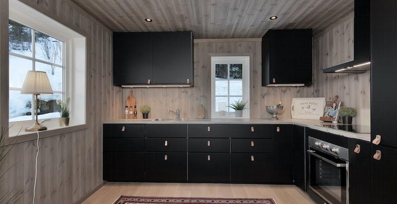 Kjøkken - Skrikarlia 65 A