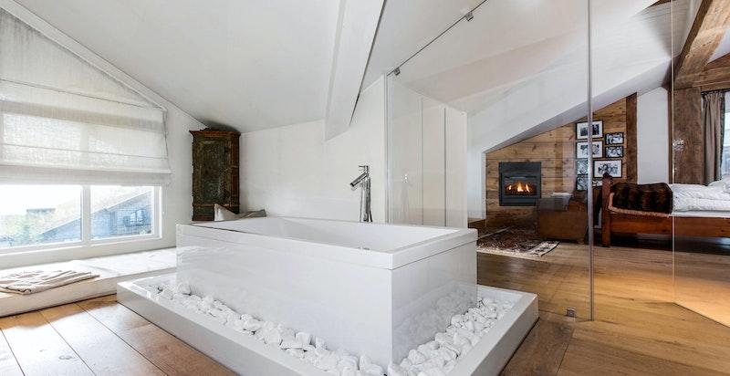 Lekkert badekar