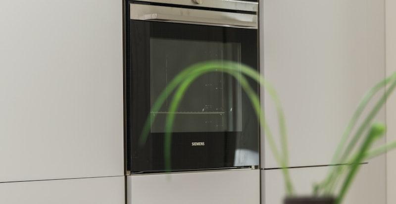 Kvalitets hvitevarer fra Siemens.