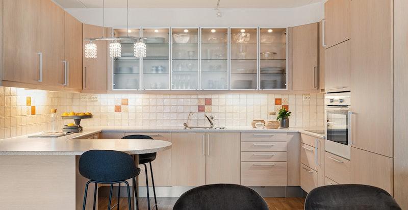 Kjøkkendetalj - barløsning