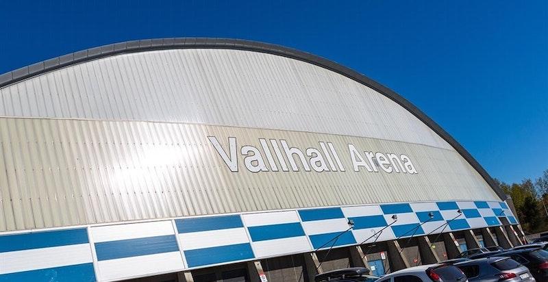 Vallhall Arena.