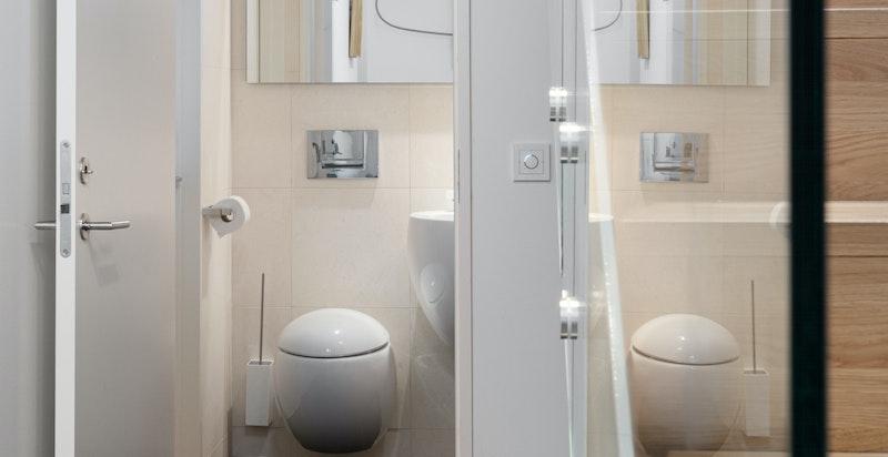 Gang med wc