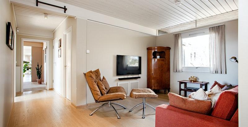 TV- stue / fellesrom i soveromsavdelingen