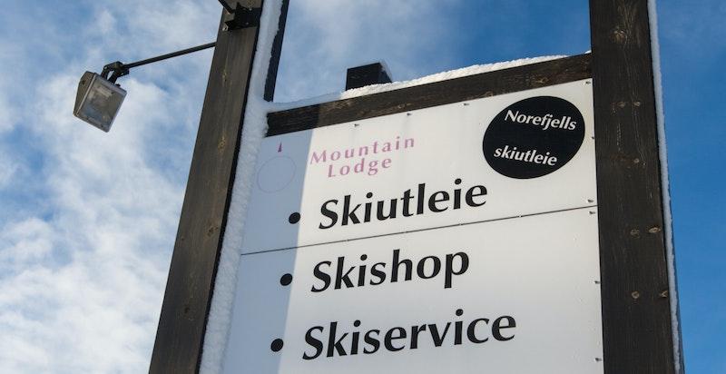 Områdebilde - Norefjell