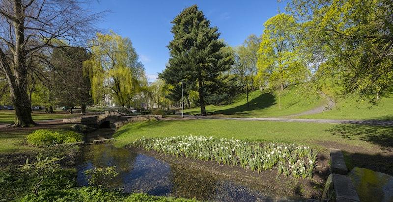 Parken på St.Hanshaugen