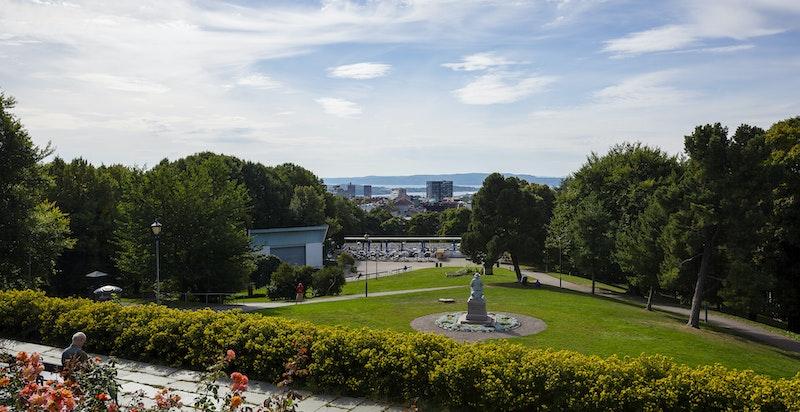 Parken på St. Hanshaugen