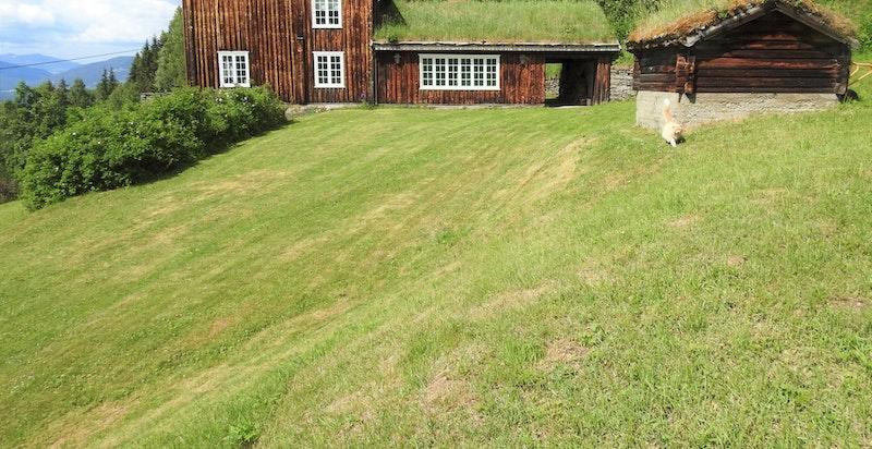 Velkommen til Øvre Skrukkerud på Fåvang - Et lite eventyr er nå til salgs.