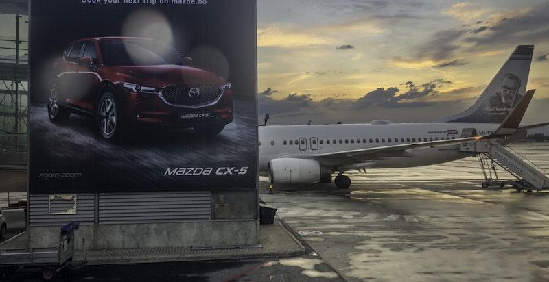 Oslo Lufthavn Gardermoen ligger en kort kjøretur unna