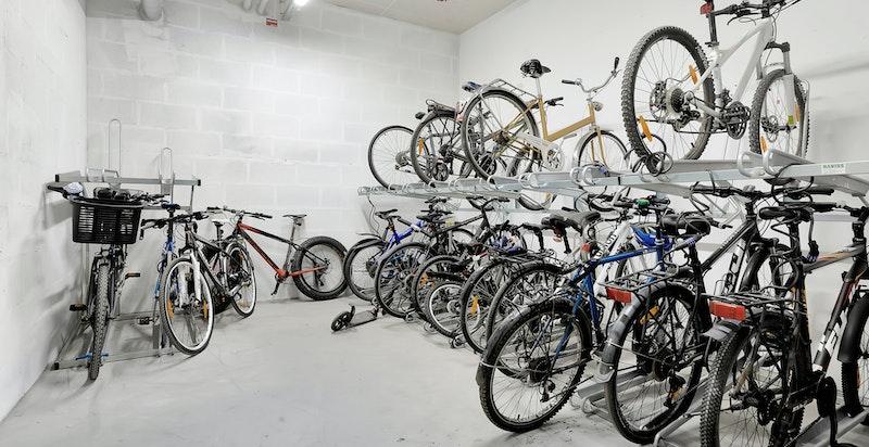 Felles sykkelbod