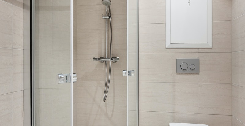 Stilrent dusjbad / gjestebad fra 2017