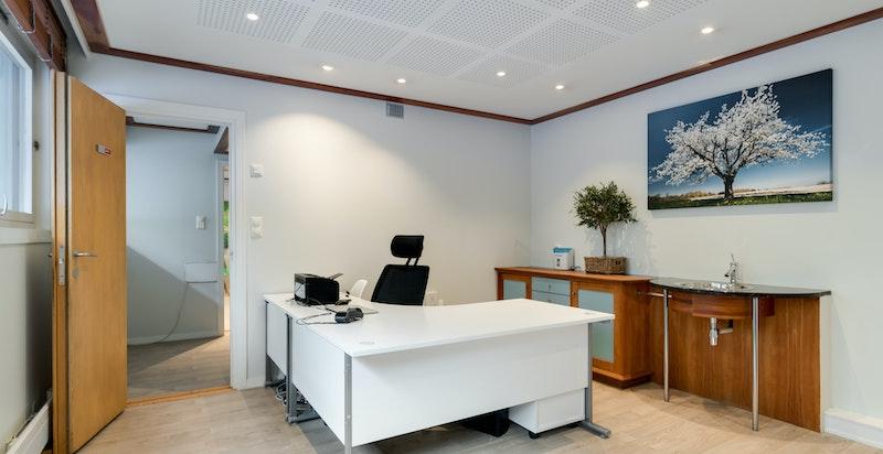 Kontor/behandlingsrom