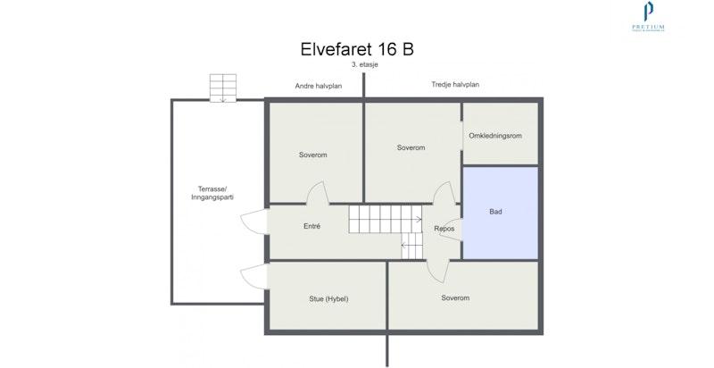 3. etasje