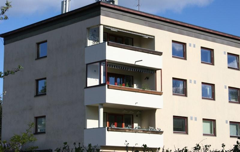 Stor 4-roms topp- og endeleilighet med fin utsikt