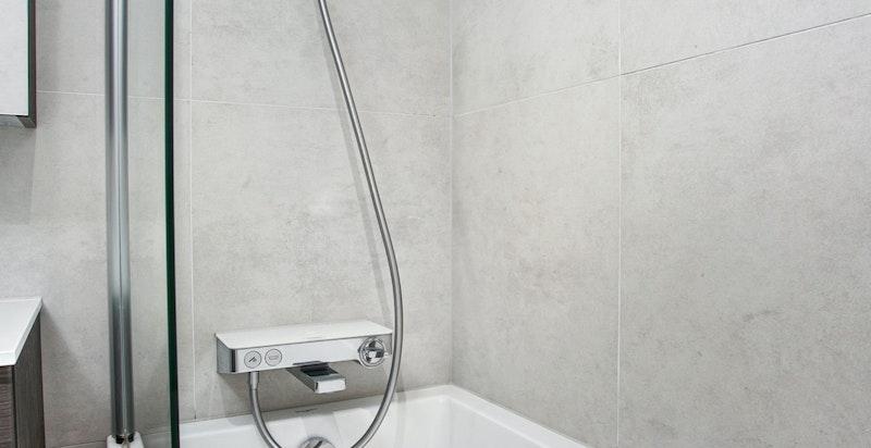 Badekar og dusjløsning