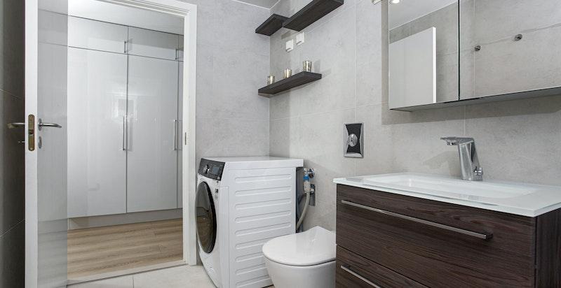God plass for vaskemaskin