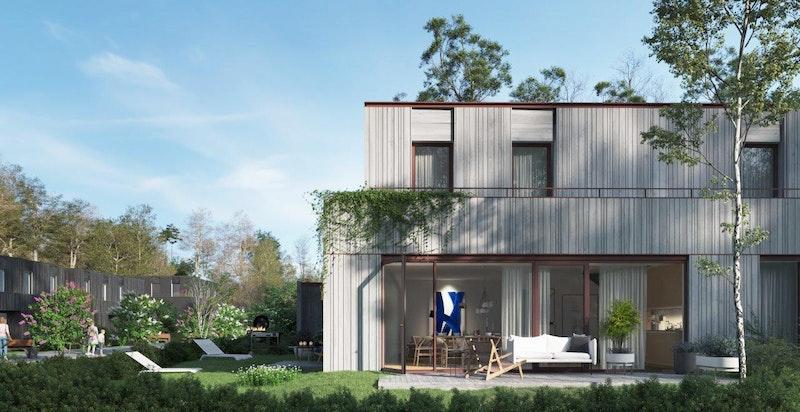 Ski Hageby - Nå kommer andre salgstrinn med 22 nye boliger for salg!