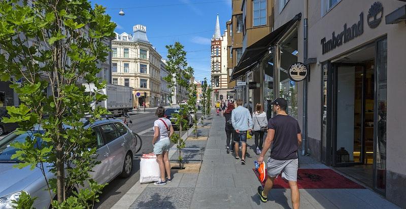 Bogstadveien/Hegdehausveien.