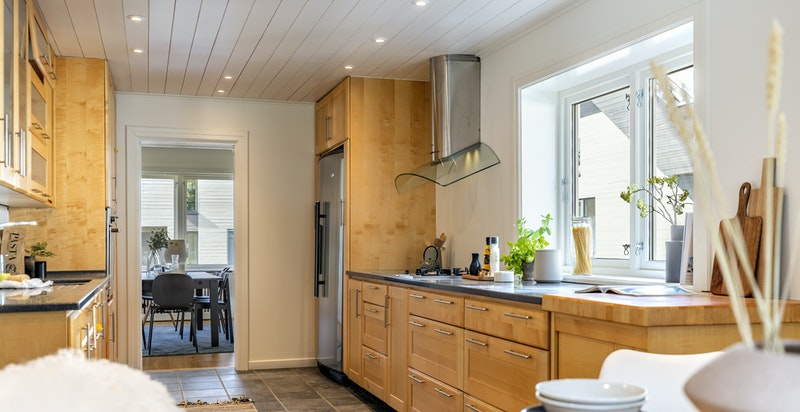 Kjøkkeninnredning fra Sivesind