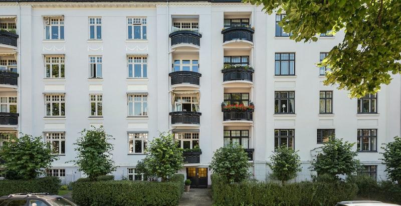 Velkommen til Eckersbergs gate 51 A
