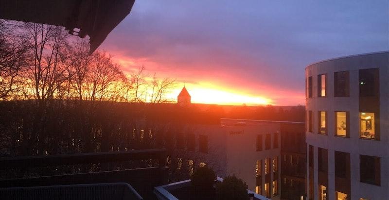 Selgers bilde av soloppgang