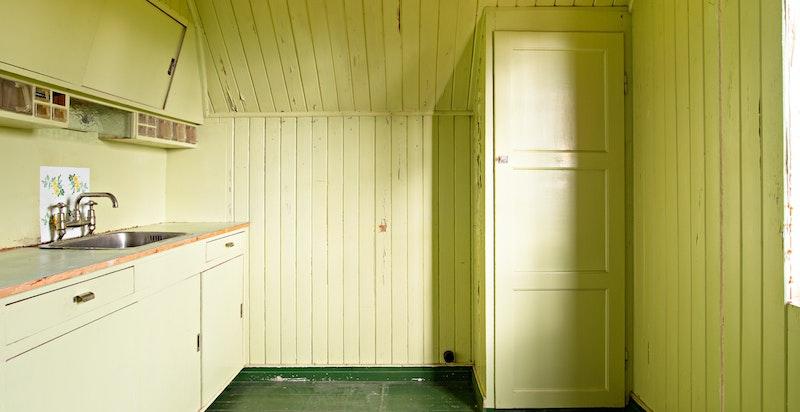 Kjøkken 2. etg (ikke vanntilkoblet) - Soverom