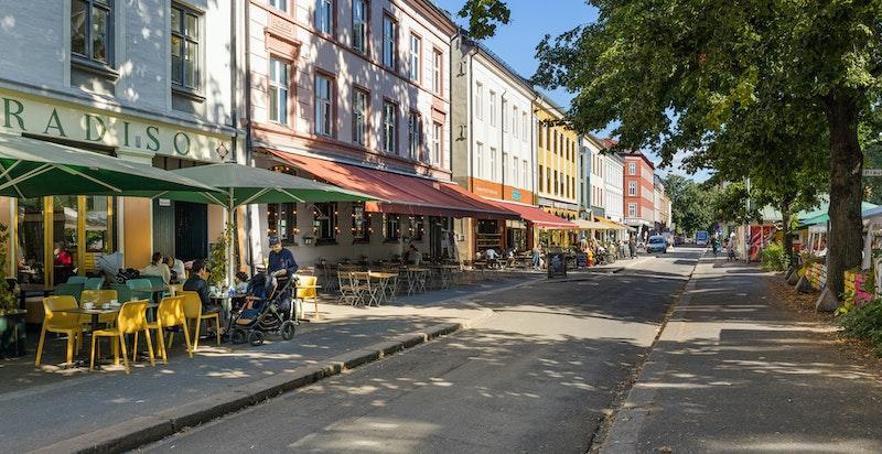 Nærmiljø Grünerløkka.