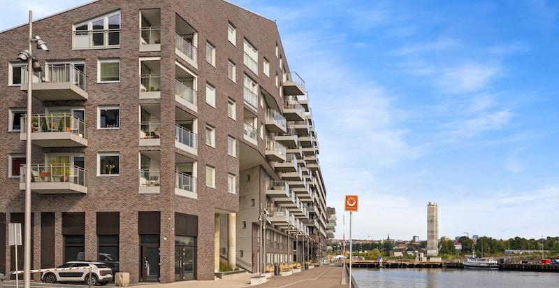 Fasade - Sørengkaia 106