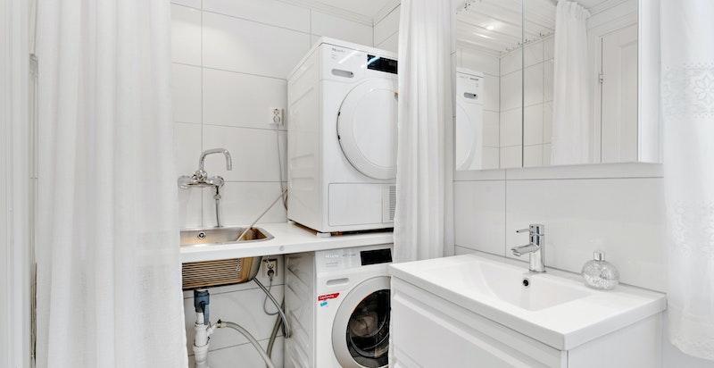 Gjestebad / vaskerom i 1. etasje