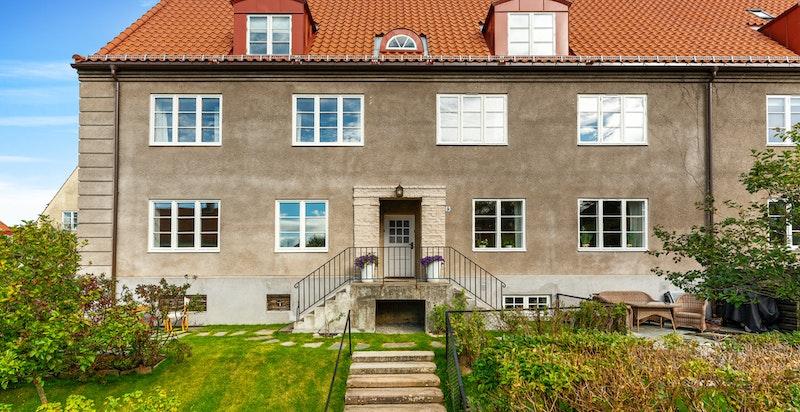 Velkommen til Vestgrensa 9