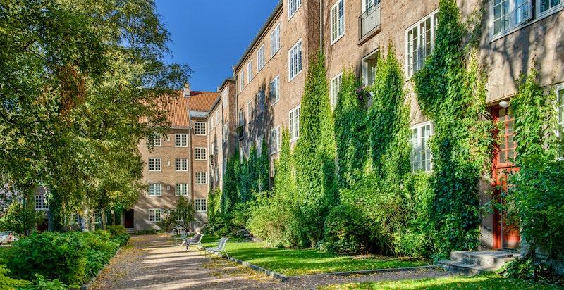Velkommen til Jonas Reins gate 4 - en flott 2-roms med mye potensiale beliggende i populære Jessenløkken boligsameie.