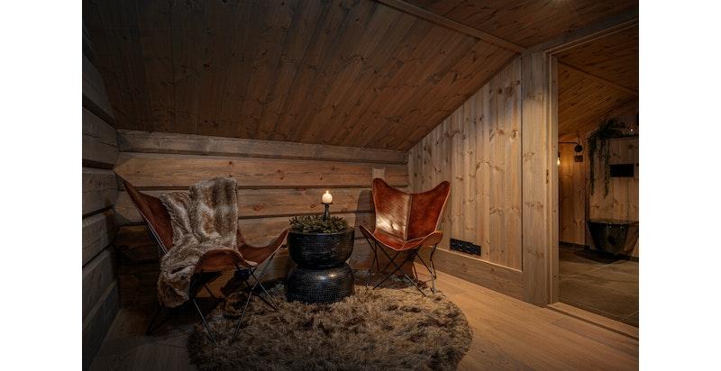 17 loftstue bilde fra lignende hytte